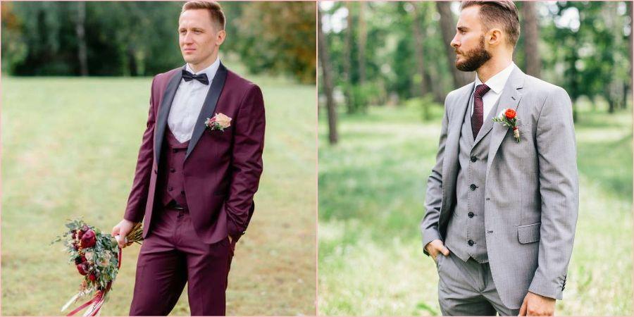 Тройки замечательно подойдут для свадьбы в любое время года