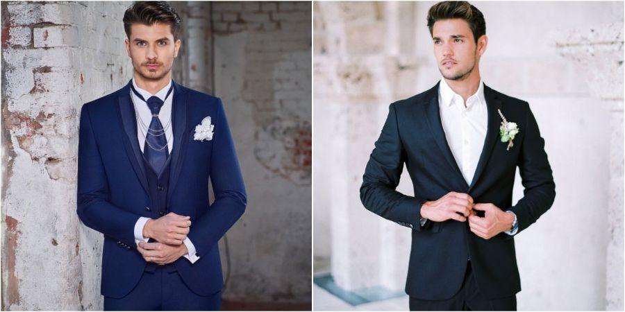 Для шикарной свадьбы подойдет классический стиль наряда