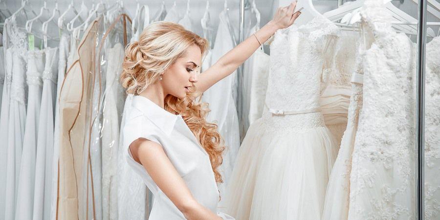 Не покупайте задолго до свадьбы наряды