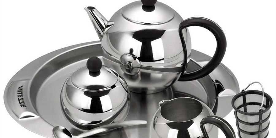 Преподнесите в качестве подарка чайный сервиз