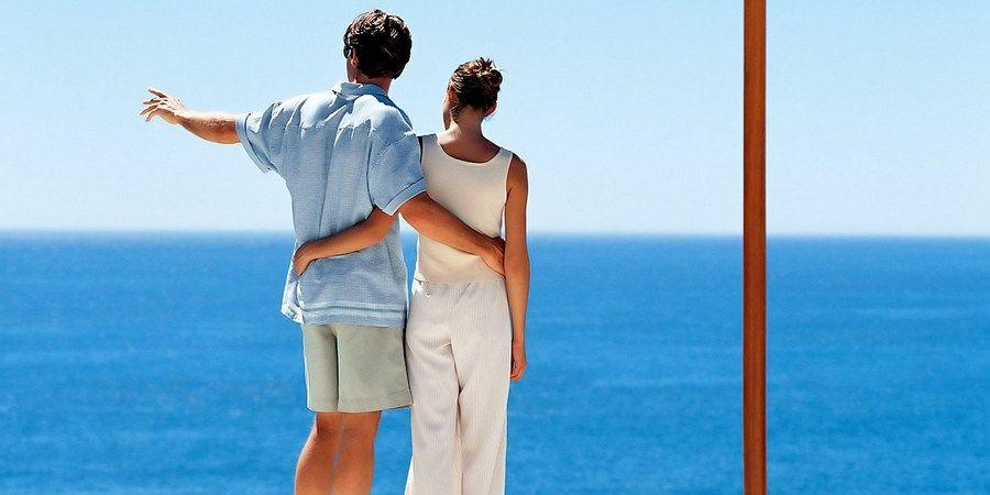 Романтическая поездка к морю