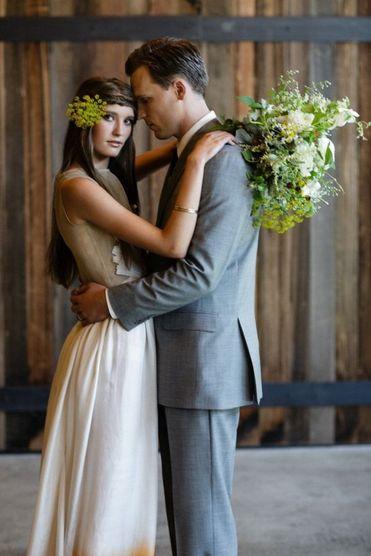 Свадьбы в эко стиле сейчас очень популярны