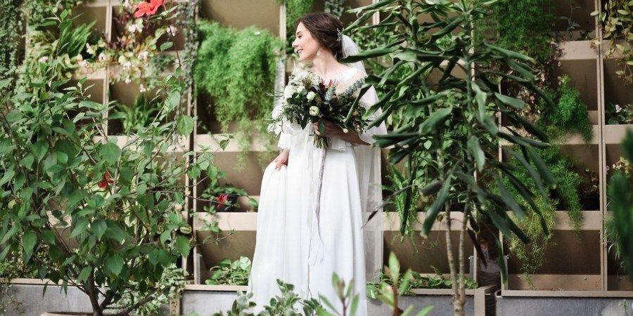 Эко-свадьбы нравятся многим