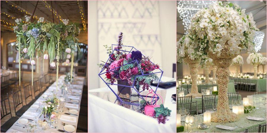 Украшайте свадьбу интересными цветами