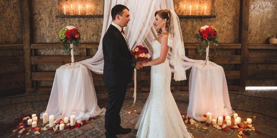Камерные свадьбы сейчас в тренде