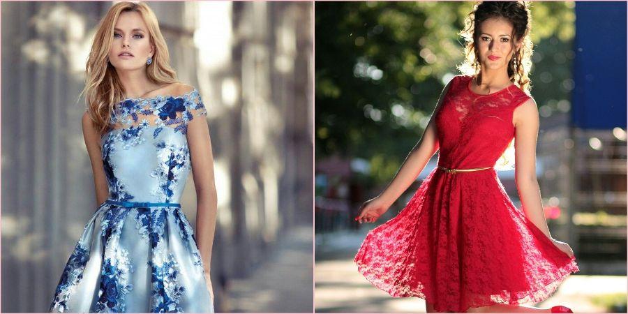 Летом есть огромный выбор красивой одежды