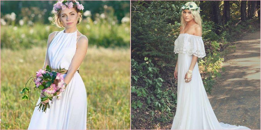 Платье невесты должно быть из натуральной ткани