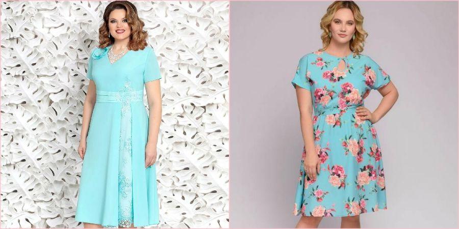 При выборе платья обязательно учитывайте особенности своей фигуры