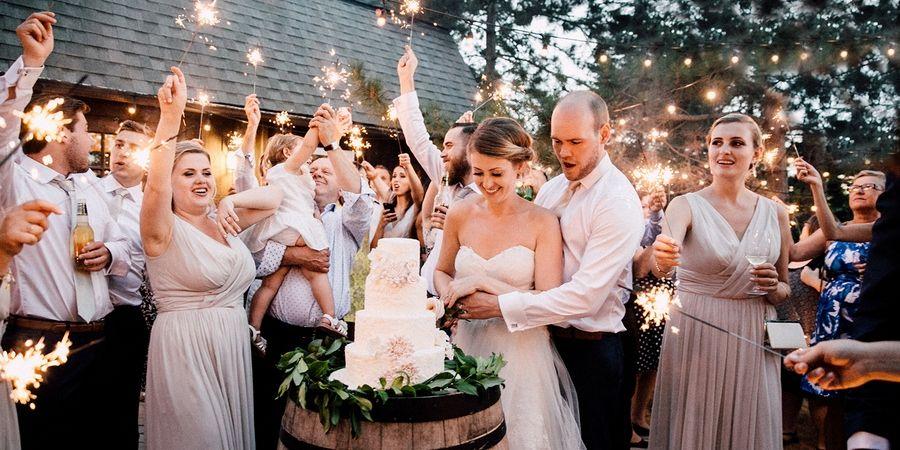 В формате свадебной вечеринки