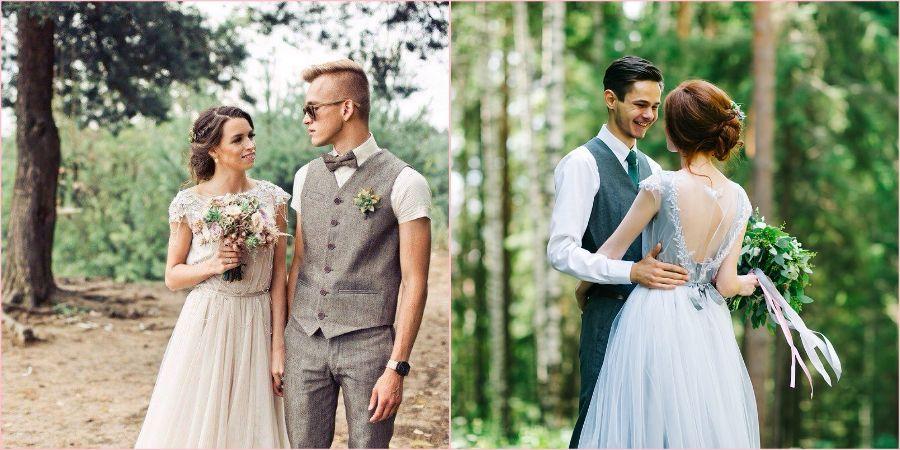 С каждым годом все больше пар отдают предпочтение эко стилю