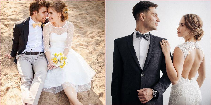 Лаконичные и стильные супруги