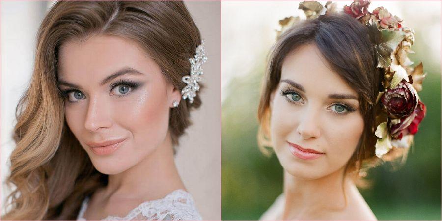 В 2020 у невест актуален натуральный макияж