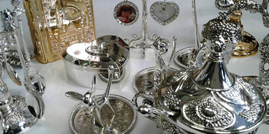 Родственники могут подарить вещи из никеля