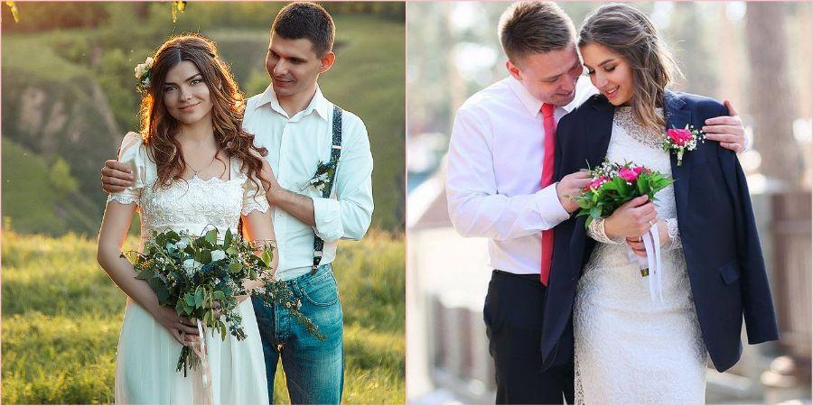 Утонченные муж и жена