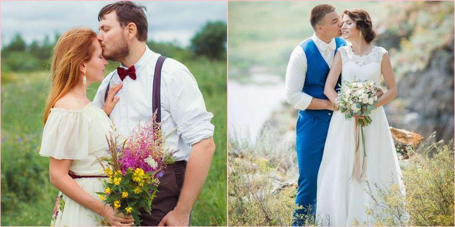 Пары выбирают теплое время года для своего свадебного торжества