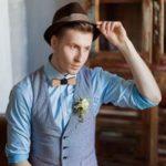 Летний костюм жениха – как одеться мужчине в свадебный день