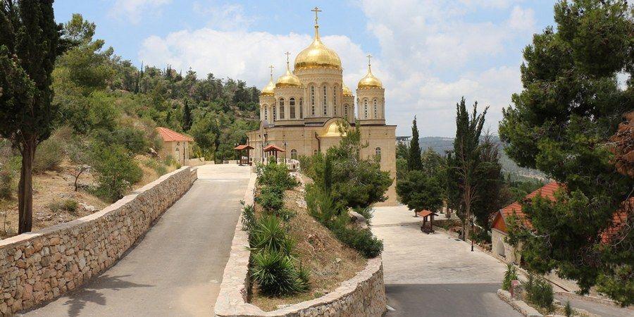 Религиозным парам понравится посетить монастырь Иерусалима
