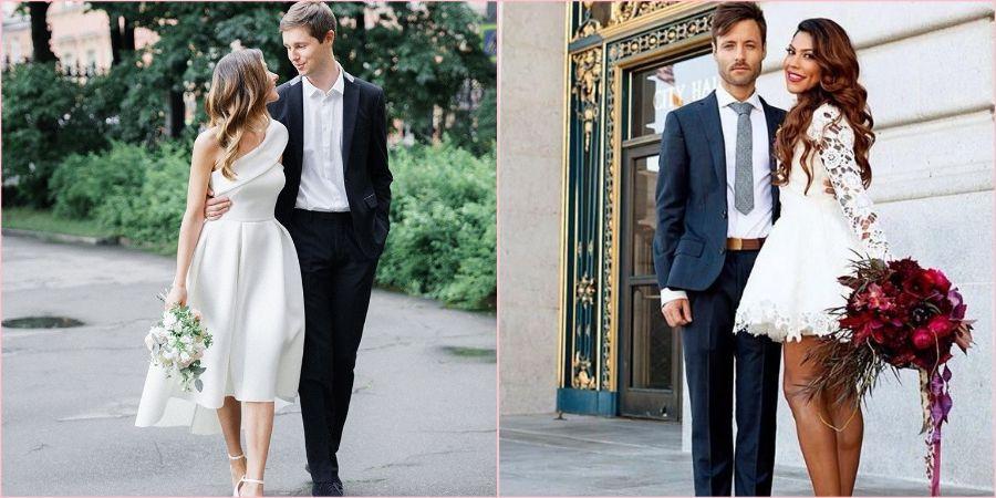 В современном мире молодые пары выглядят стильно