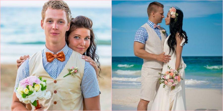 Современные мужчины не надевают скучные костюмы на свадьбу