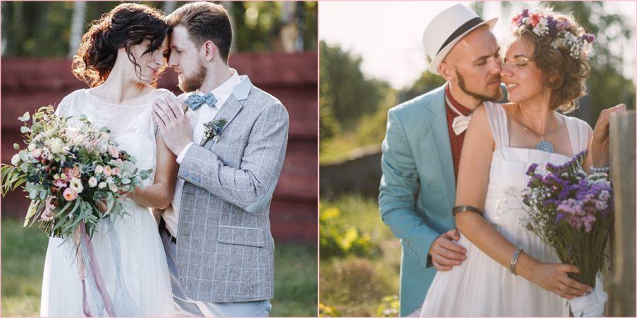 Летние свадьбы самые популярные