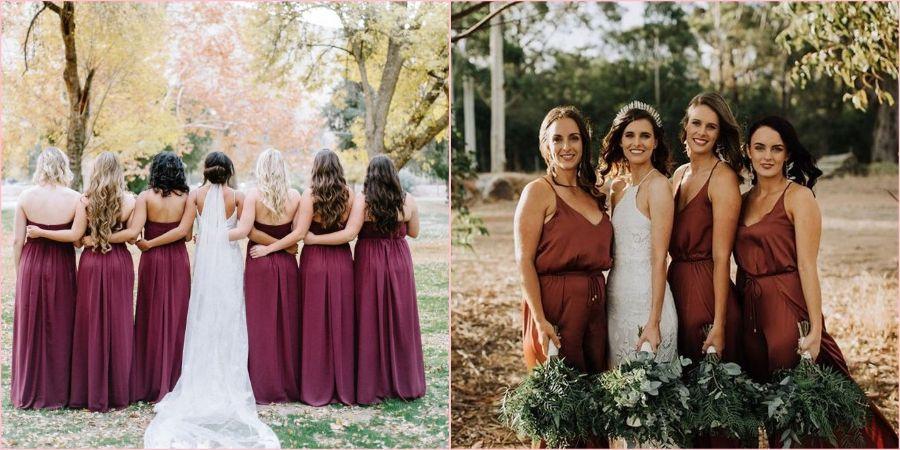 Каждое свадебное торжество подразумевает определенную цветовую гамму