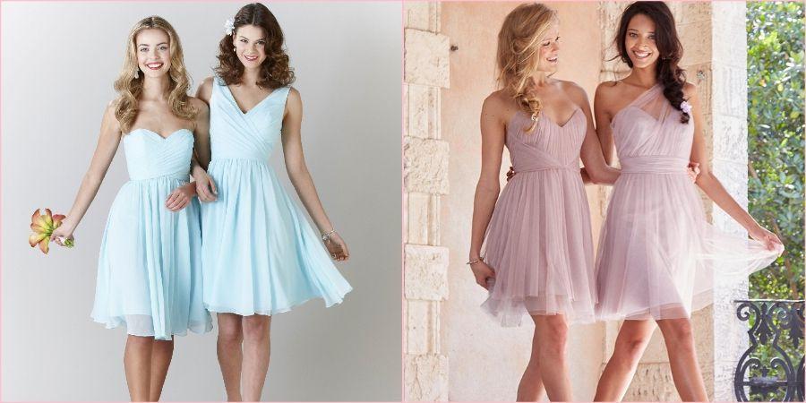 Коктейльное платьице станет идеальным вариантом