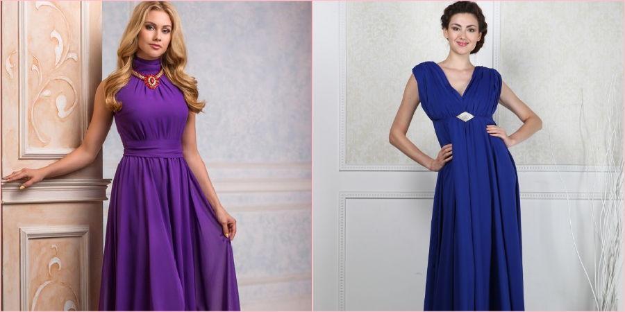 Женственные платья для церемонии