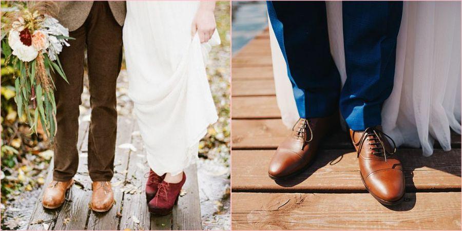 Выбирайте непромокаемую пару обуви