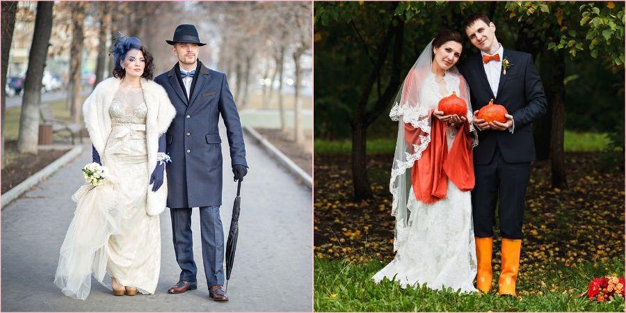 Свадьбы в сентябре пользуются спросом