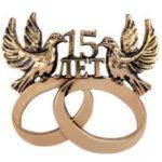 Стеклянная или хрустальная свадьба: сколько это лет супружеской жизни, как отметить юбилей и подарки