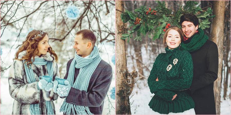 Выбирайте красивые шарфы