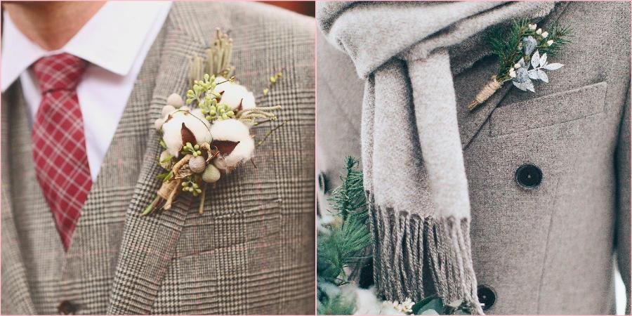 Твидовые костюмы подойдут для зимы