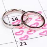 Лучшие свадебные дни в 2021 году: красивые и благоприятные даты для вступления в брак