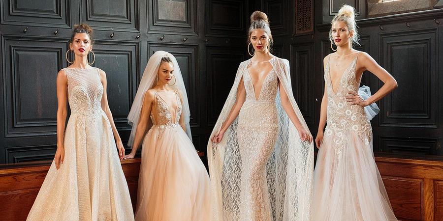 Список модных свадебных платьев на 2021 год