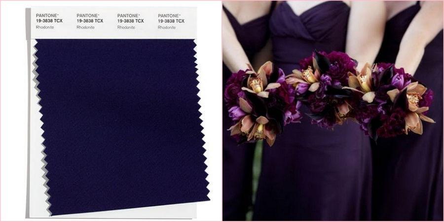 Родонит попал в список модных расцветок на зиму 2022 года